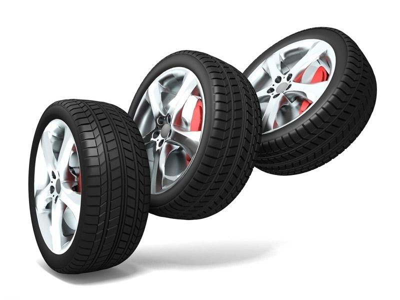 轮胎成品性能测试