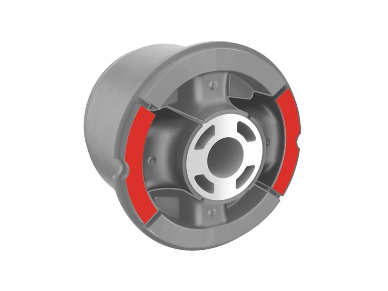 橡胶减震件性能测试